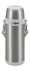 Термос Tiger MBI-A080 Clear Stainless White