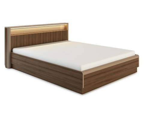Кровать ИРАКЛИЯ-1800 с подсветкой и подъемным механизмом