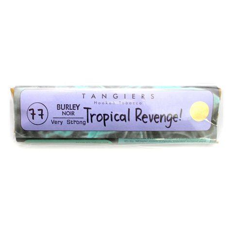 Табак для кальяна Tangiers Burley (фиолет) 77 Tropical Revenge! 250 гр.
