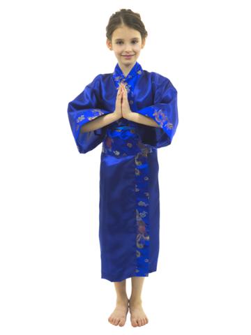 Костюм Японка детский 1