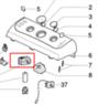 Таймер для стиральной машины Indesit (Индезит)/ Ariston (Аристон) 087558/051767
