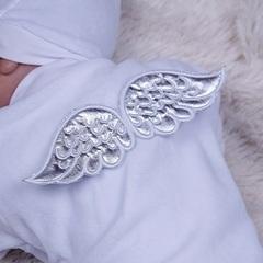 Набор для крещения Крылья ангела