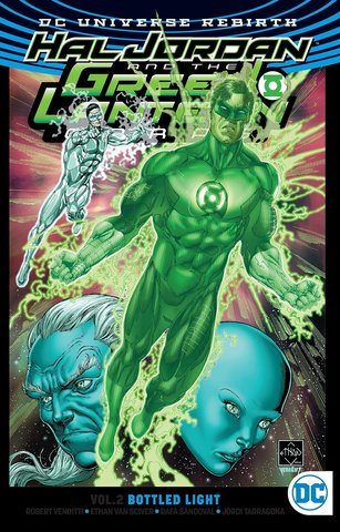 Hal Jordan and The Green Lantern Corps Vol. 2: Bottled Light (Rebirth)