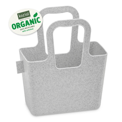 Органайзер Taschelini S Organic серый Koziol