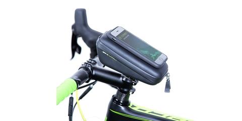 Сумка для велосипеда с держателем смартфона SP Wedge Case Set с телефоном