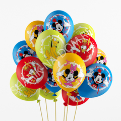 Воздушные шары Микки