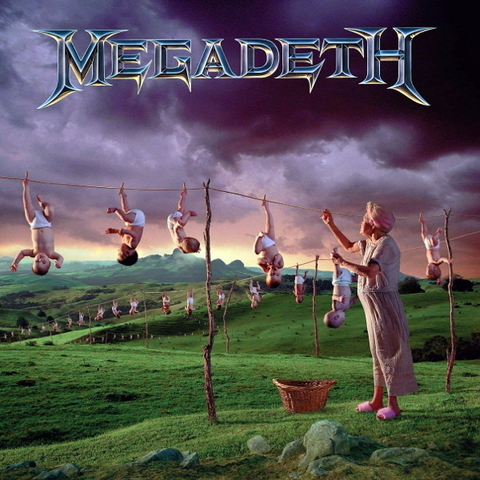 Megadeth / Youthanasia (CD)