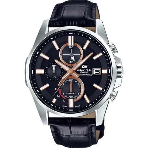 Купить Мужские часы Casio Edifice EFB-560SBL-1AVUER по доступной цене