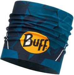 Широкая спортивная повязка Buff Helix Ocean