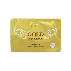 Патч для шеи Petitfee Gold Neck Pack, 1 шт