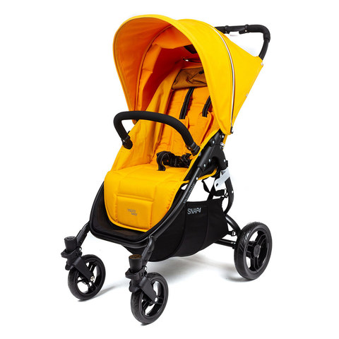 Прогулочная коляска Valco baby Snap 4 желтый (Sunset)