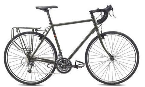 Велосипед Fuji Touring USA купить в магазине yabegu.ru