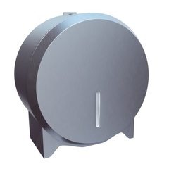 Диспенсер туалетной бумаги металлический Merida Stella Mini BSM201 фото