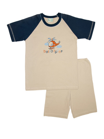 Пижама короткий рукав Таро