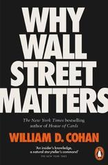 Why Wall Street Matters