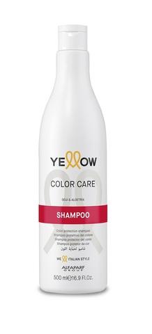 Шампунь Еллоу защита цвета для волос 500мл