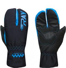 Перчатки лобстеры Ray Стиль синий