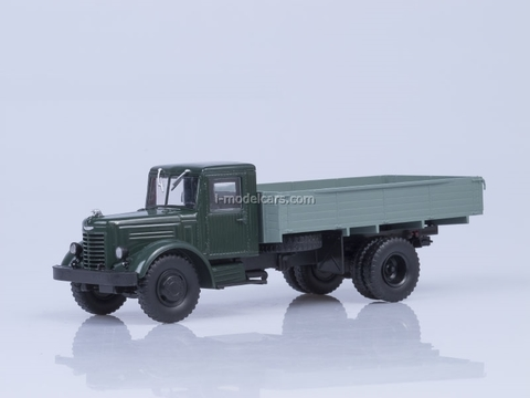 YaAZ-200 board green-gray 1:43 AutoHistory