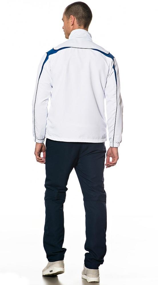 Мужской парадный спортивный костюм Asics Suit World (T228Z5 0150) белый