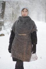 Оренбургский пуховый платок 72 фото 3