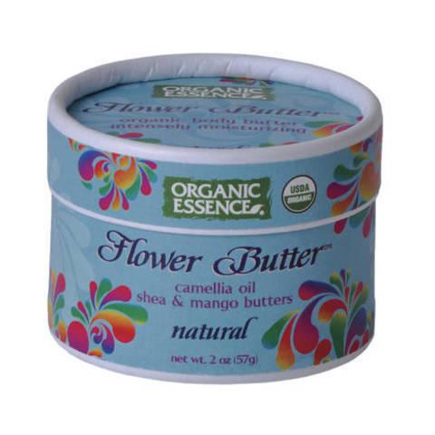 Organic Essence. Органический цветочный крем «Натуральный»  (57 гр)