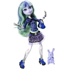 Mattel Monster High Кукла Твайла