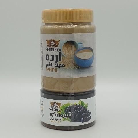 Тахини с виноградным сиропом SHIRREZA, 850 гр