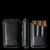 Футляр для трёх сигар Colibri CB C-10030CC