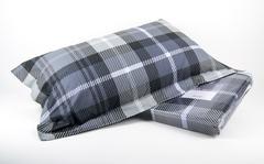 Постельное белье 1.5 спальное Mirabello Scozia серое