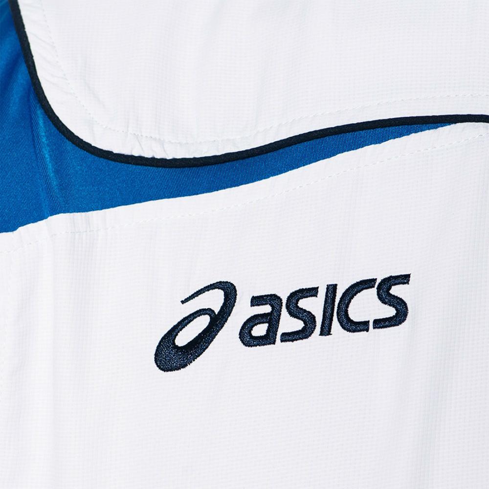 Мужской тренировочный спортивный костюм Asics Suit World (T228Z5 0150) белый фото