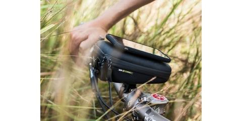 Сумка для велосипеда с держателем смартфона SP Wedge Case Set на руле