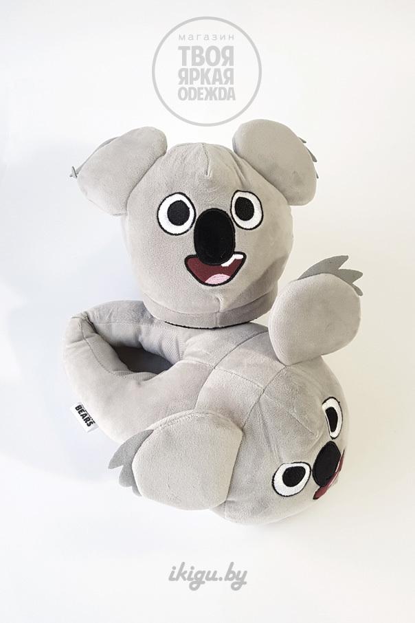 "Тапочки Тапочки ""Коала"" koala.jpg"