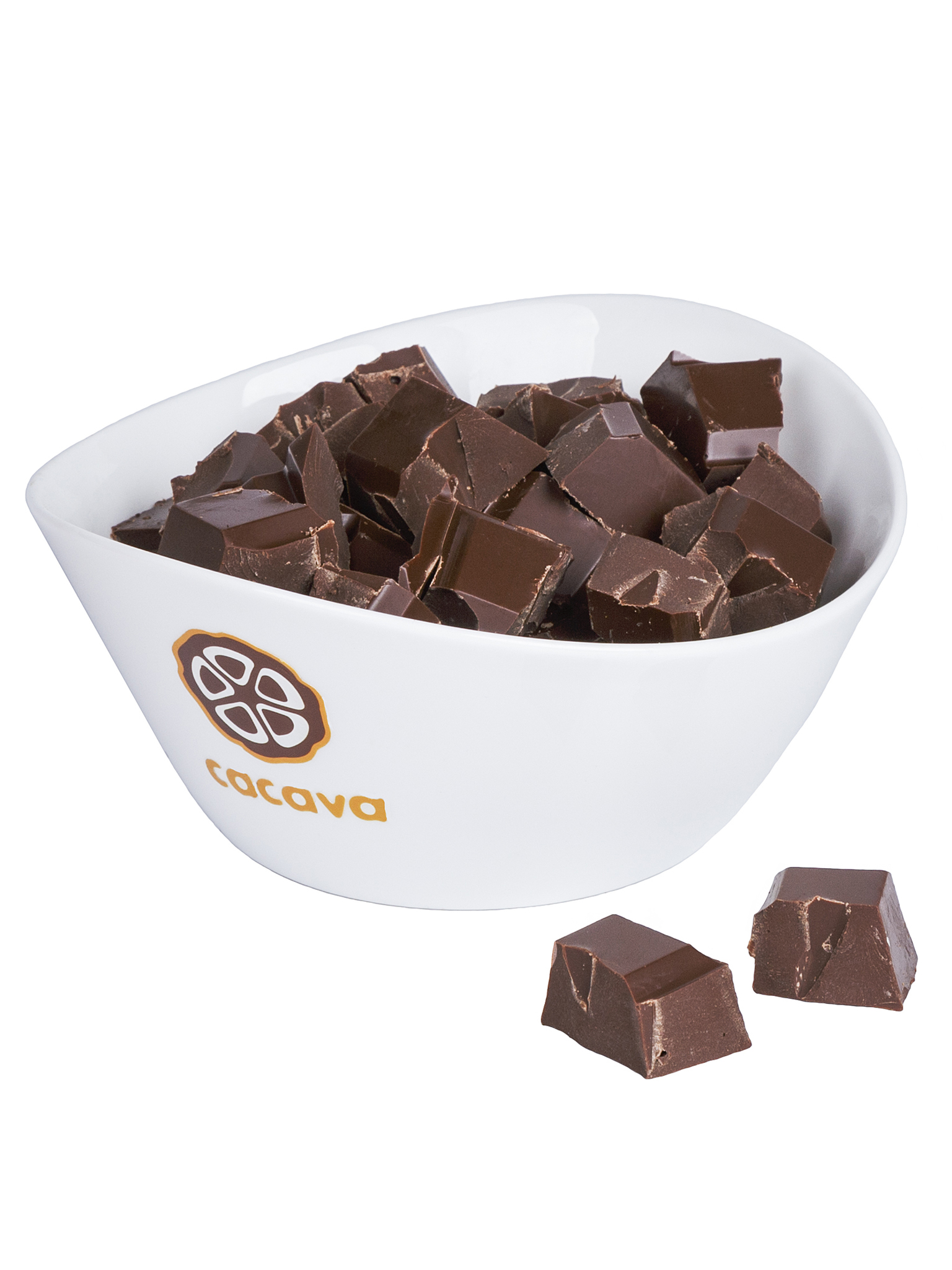 Молочный шоколад 50 % какао (Мадагаскар), внешний вид