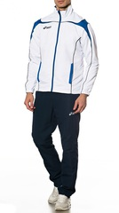 Мужской тренировочный спортивный костюм асикс Suit World (T228Z5 0150) белый фото