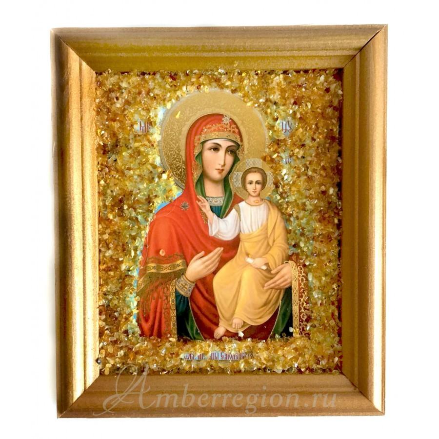 Икона Смоленской Божьей матери