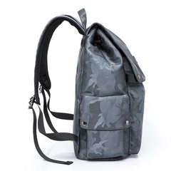 Рюкзак с карманами повседневный для города КАКА 2209 синий