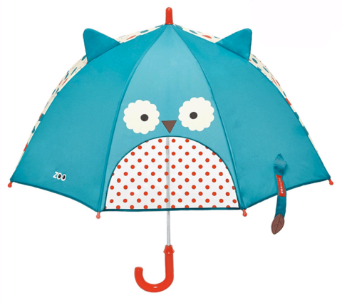 Детский зонтик Сова