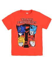 D002-6 футболка для мальчиков, оранжевая