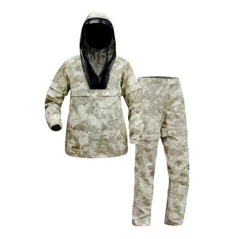 Женский противоэнцефалитный костюм Rosomaha «Таежный» («туман»)