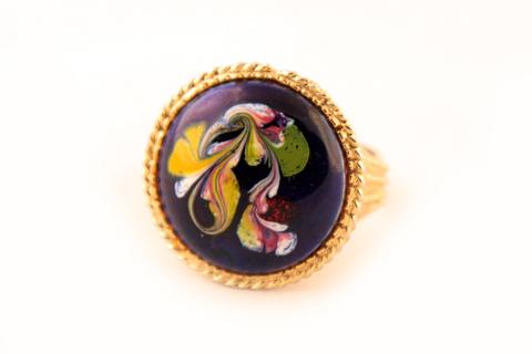 Необычное кольцо от Florenza