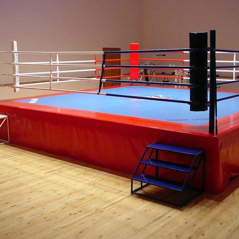 Боксёрский ринг на помосте 0,5 4x4 TOTALBOX Р50 50-4
