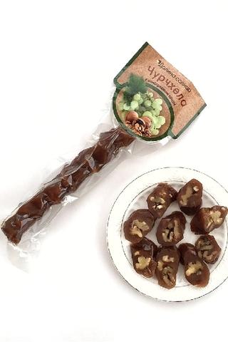 Чурчхела с грецким орехом 100 грамм