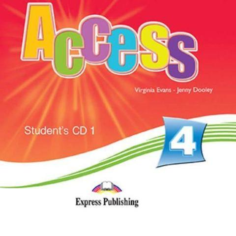 Access 4. Student's Audio CD 1. Intermediate. Аудио CD для работы дома (№1).