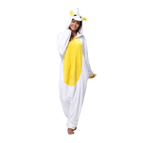 Пегас желтый белый