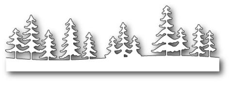 Ножи для вырубки Fresh Pine Forest craft die