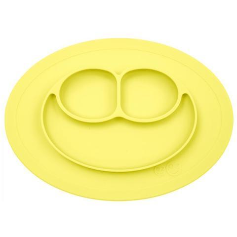 Ezpz Тарелка с подставкой Mini Mat Lemon , лимонный