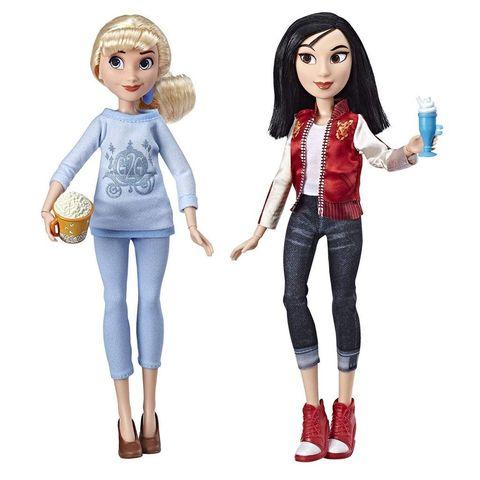 Набор кукол Золушка и Мулан - Ральф против Интернета, Disney