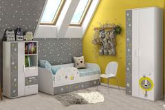 Детская мебель Трио Звездное небо