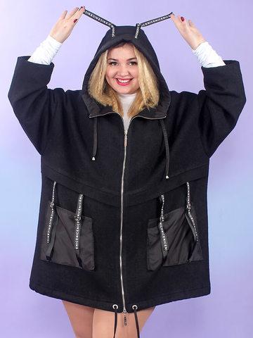Куртка из варёной шерсти Эрфурт