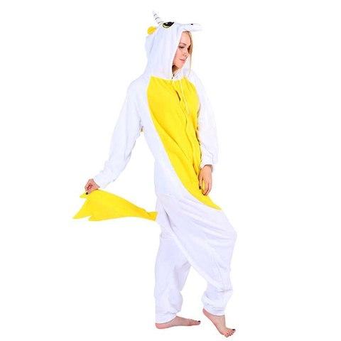 Пегас желтый белый 3